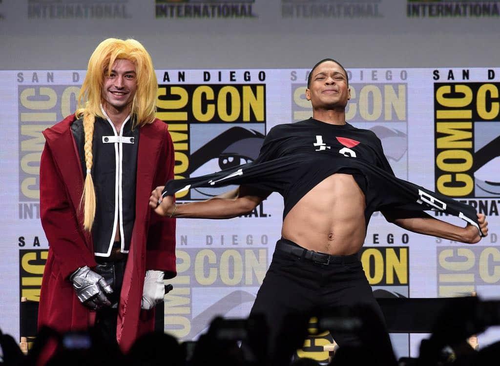 Comic Con Justice League SDCC 2
