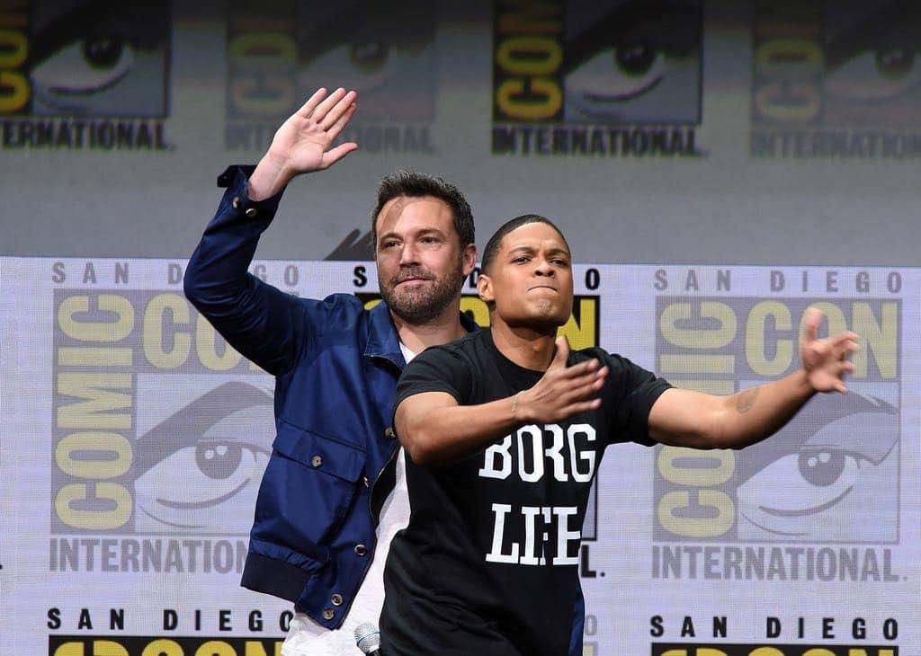Comic Con Justice League SDCC 3