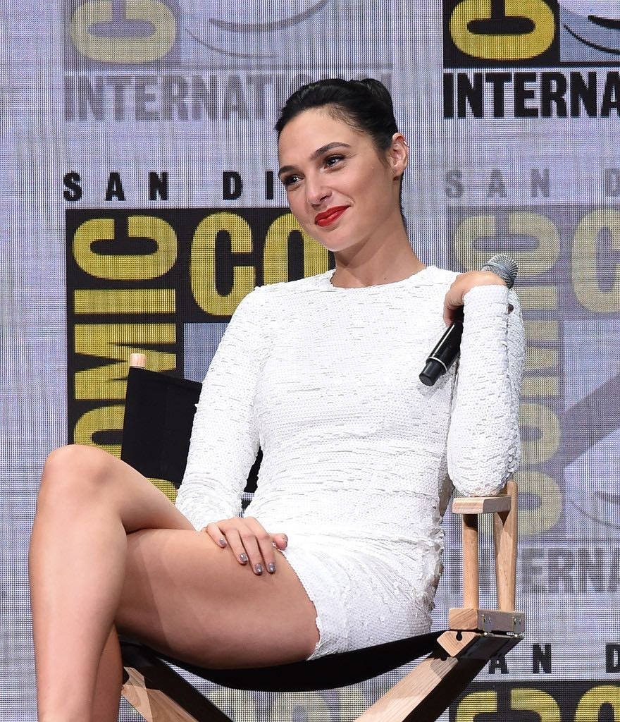 Comic Con Justice League SDCC 4