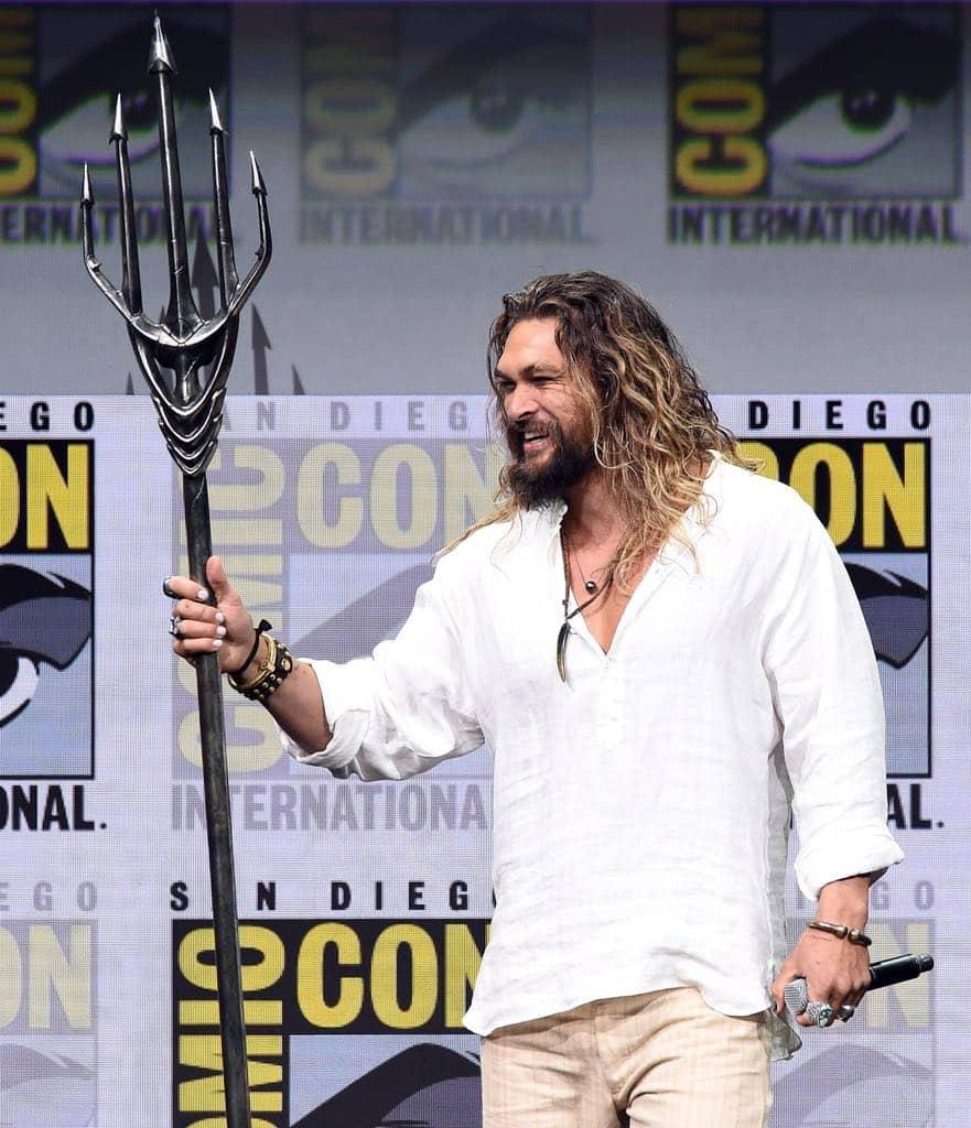 Comic Con Justice League SDCC 5
