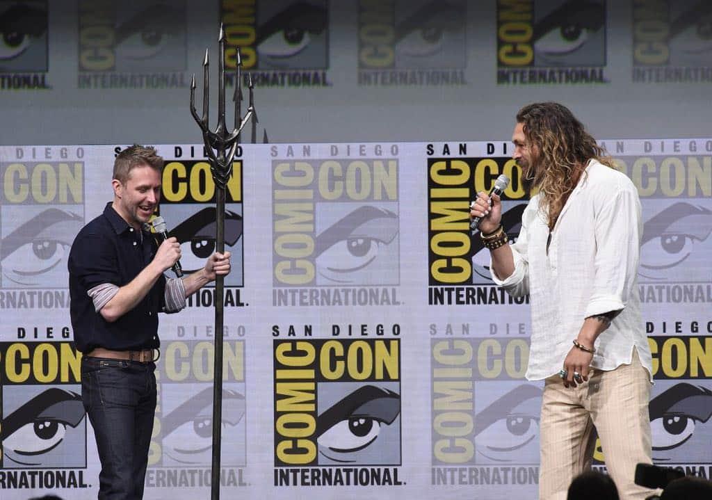 Comic Con Justice League SDCC 6