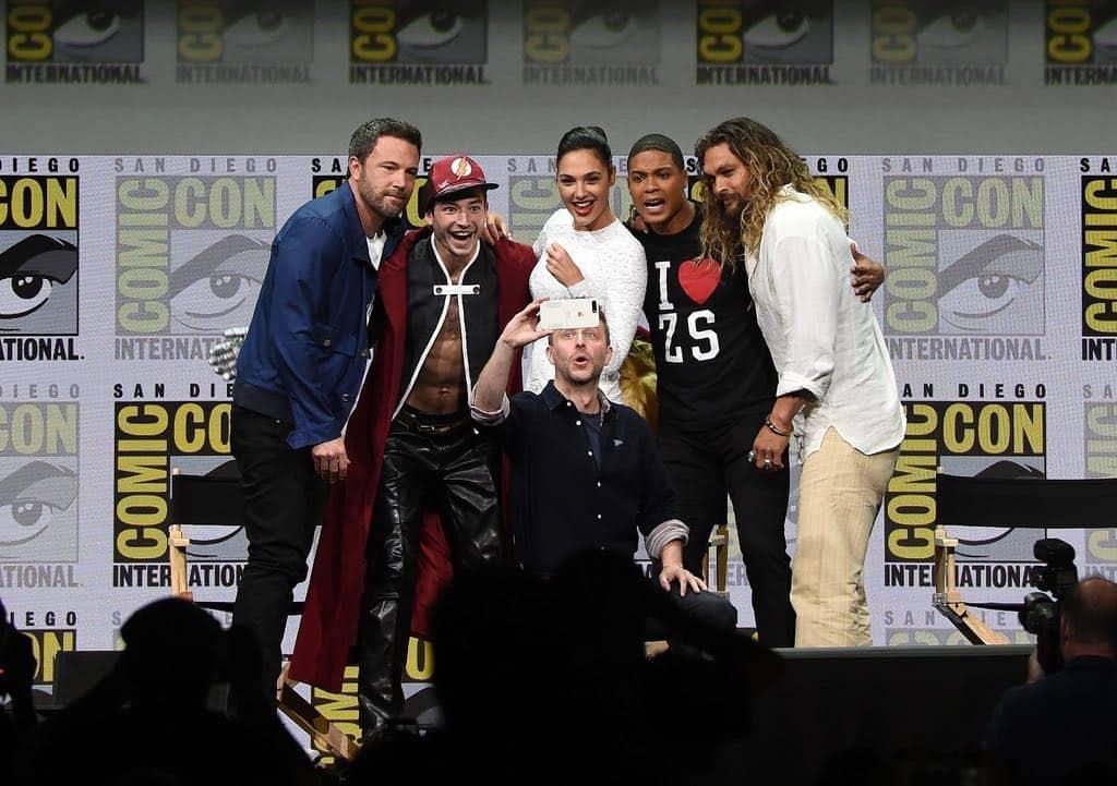 Comic Con Justice League SDCC 8
