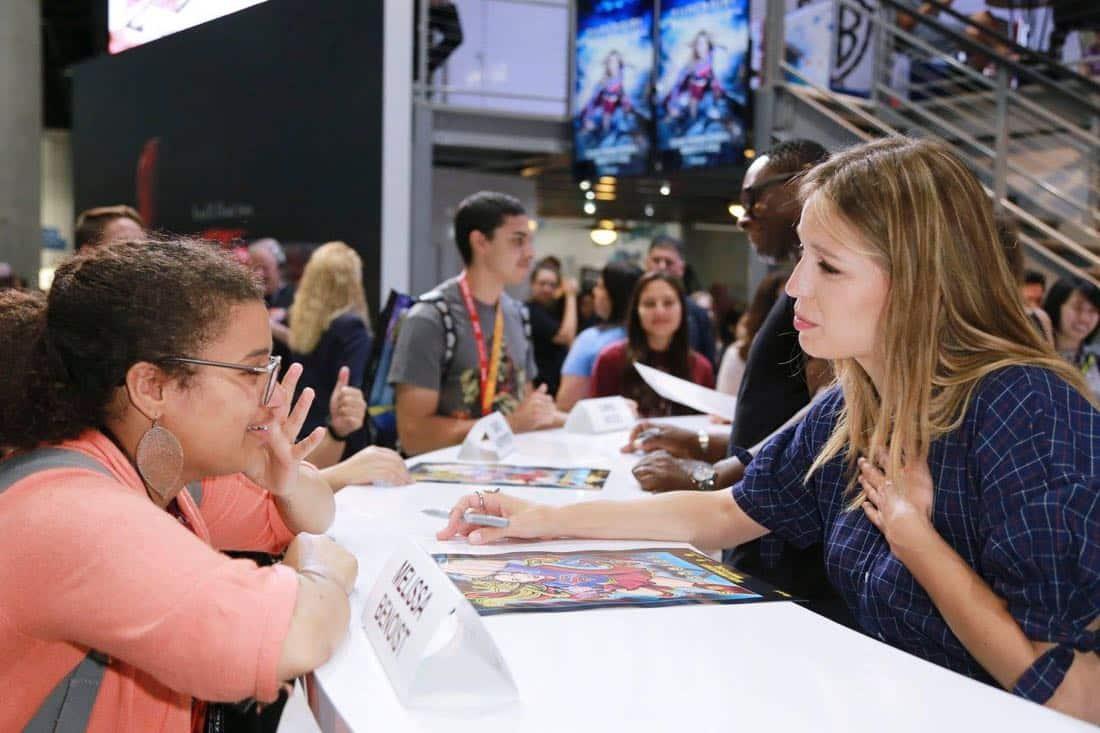 Comic Con SDCC Supergirl 11