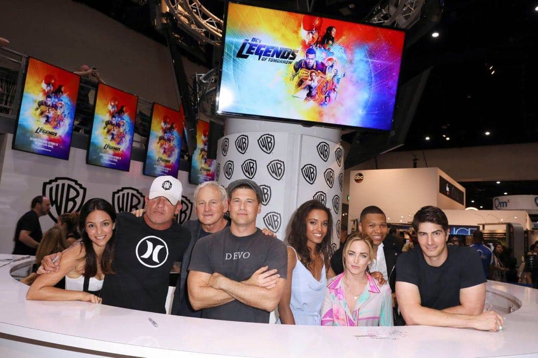 Comic Con SDCC Legends Of Tomorrow 08