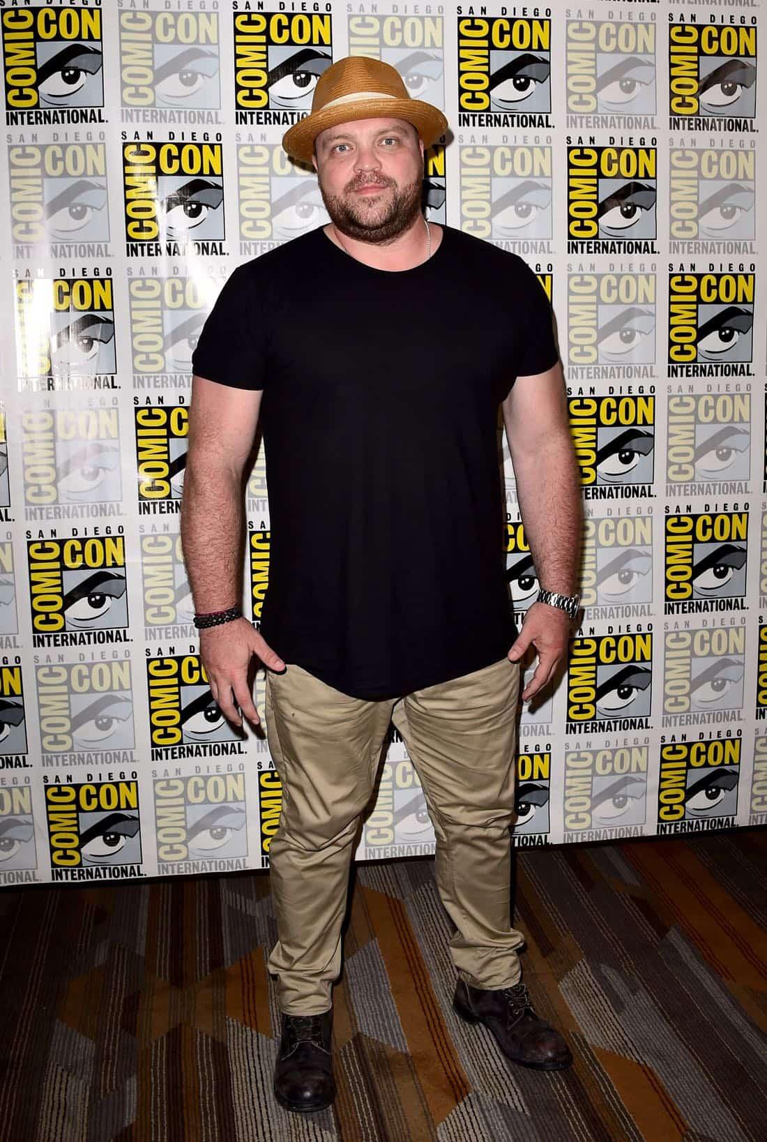 Comic Con SDCC Gotham 18