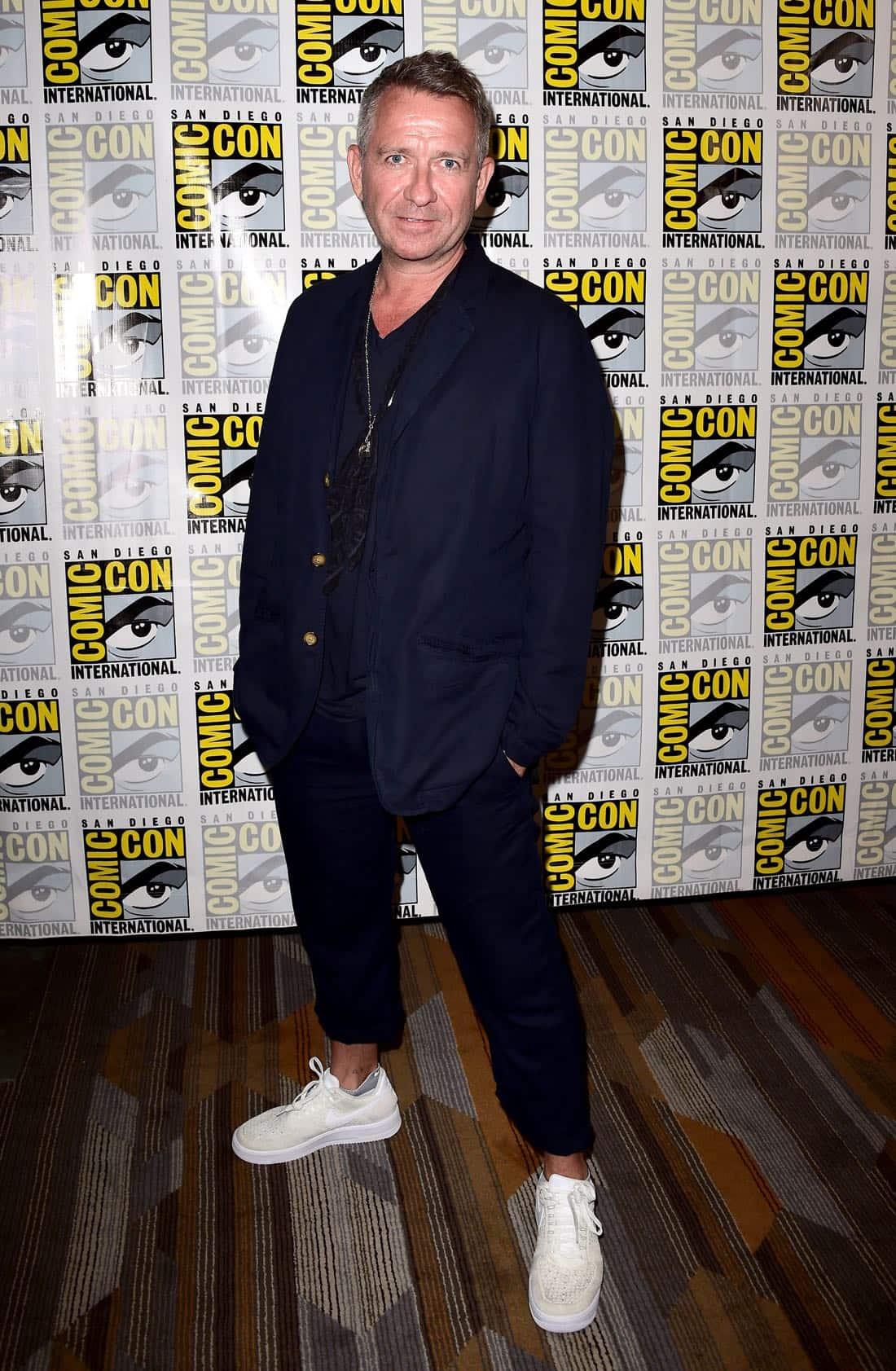 Comic Con SDCC Gotham 16
