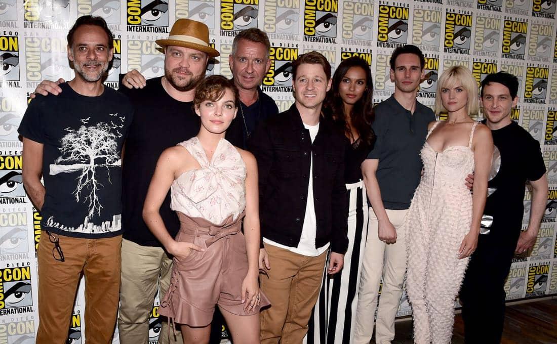 Comic Con SDCC Gotham 07