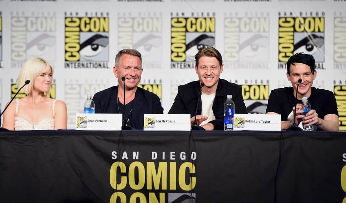 Comic Con SDCC Gotham 02