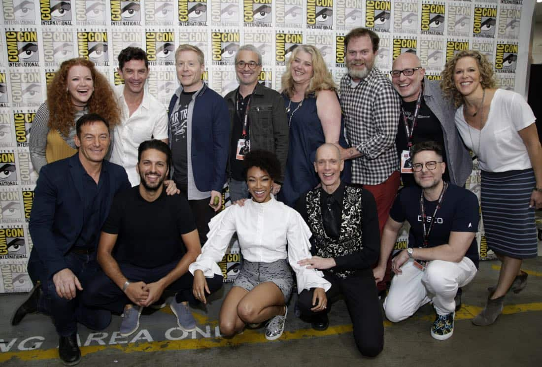 Comic Con SDCC Star Trek Discovery 06