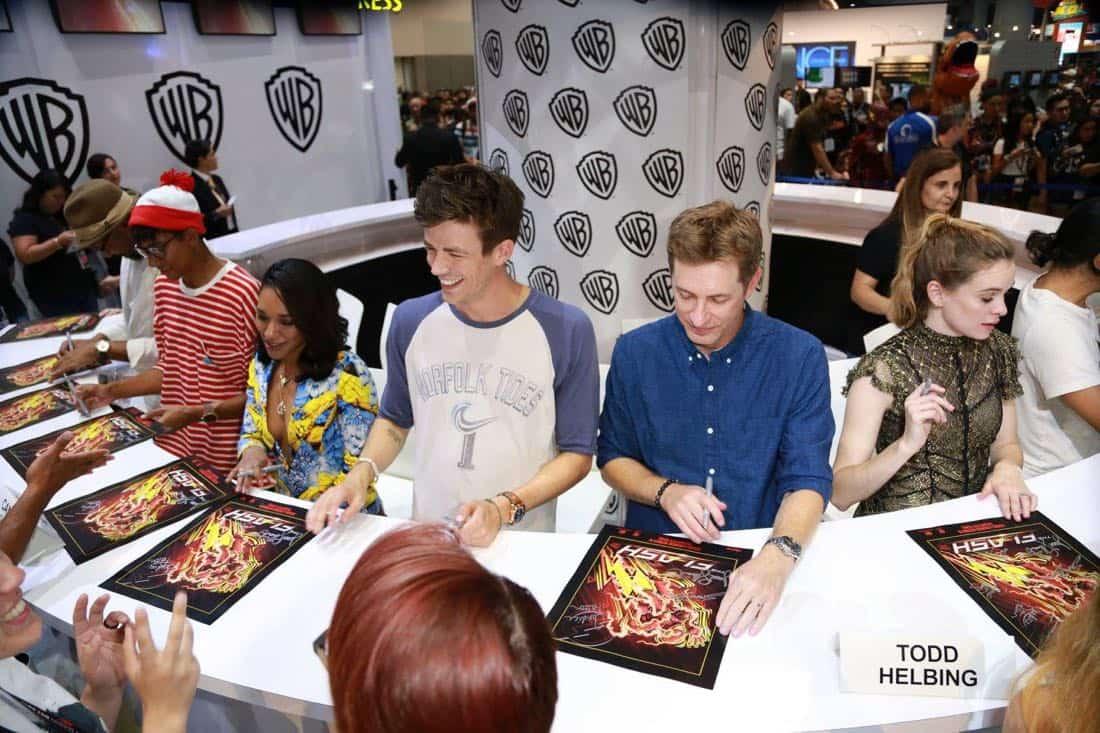 Comic Con SDCC The Flash 12