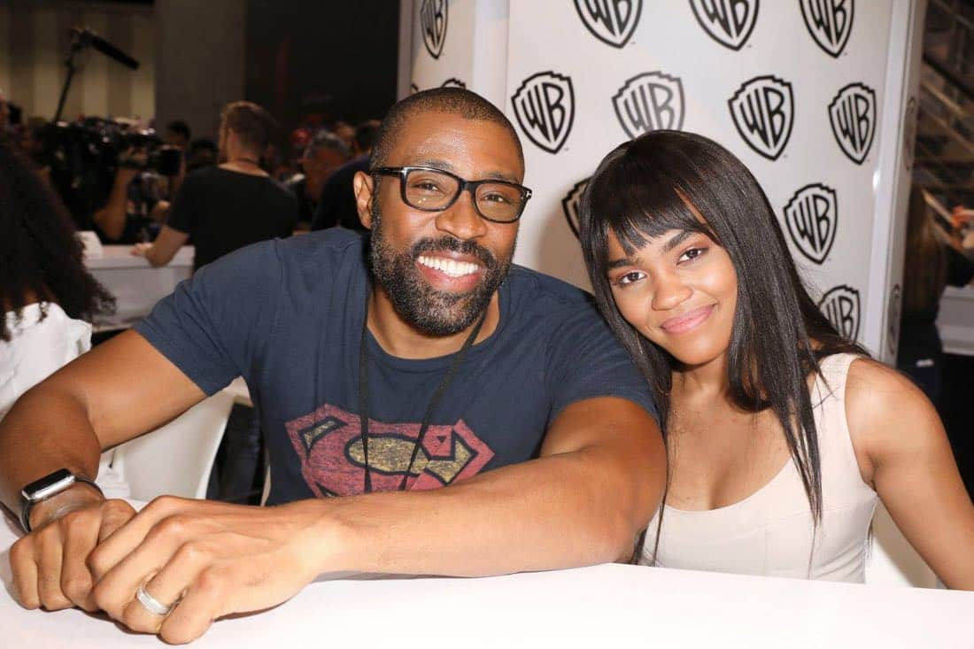 Comic Con SDCC Black Lightning 3