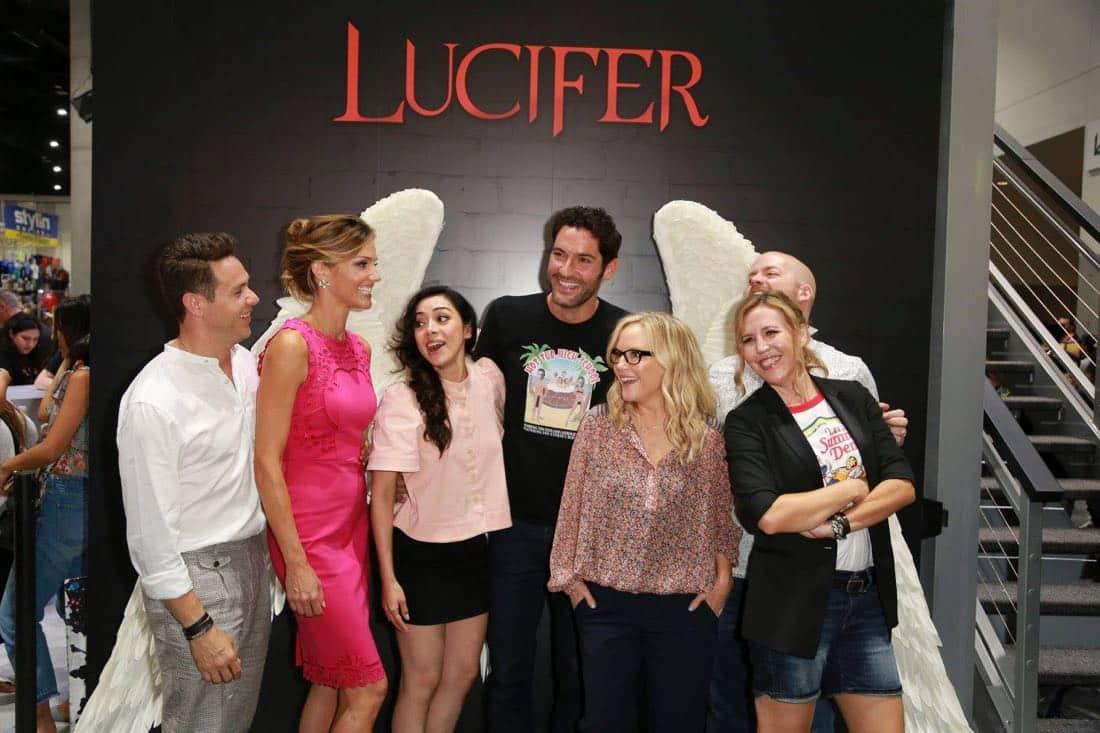Comic Con SDCC Lucifer 12
