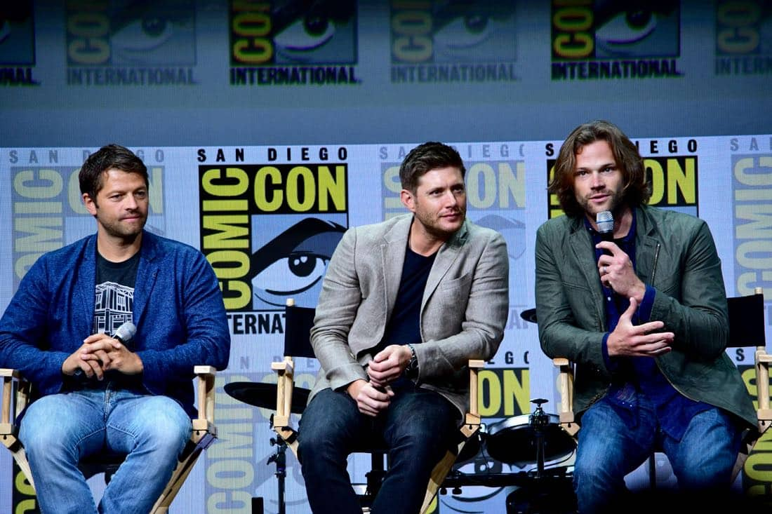 Supernatural Comic Con SDCC 2017 47