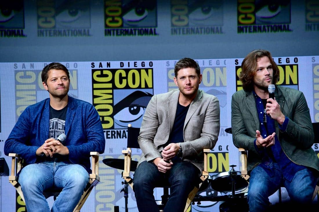 Supernatural Comic Con SDCC 2017 49