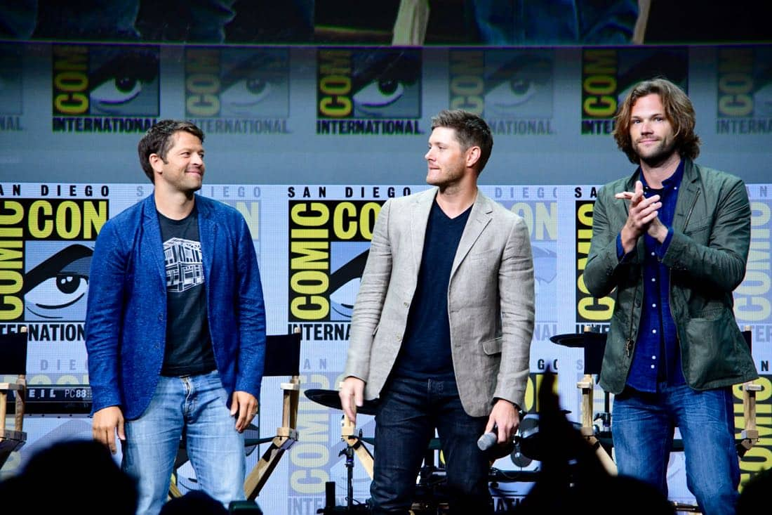 Supernatural Comic Con SDCC 2017 51