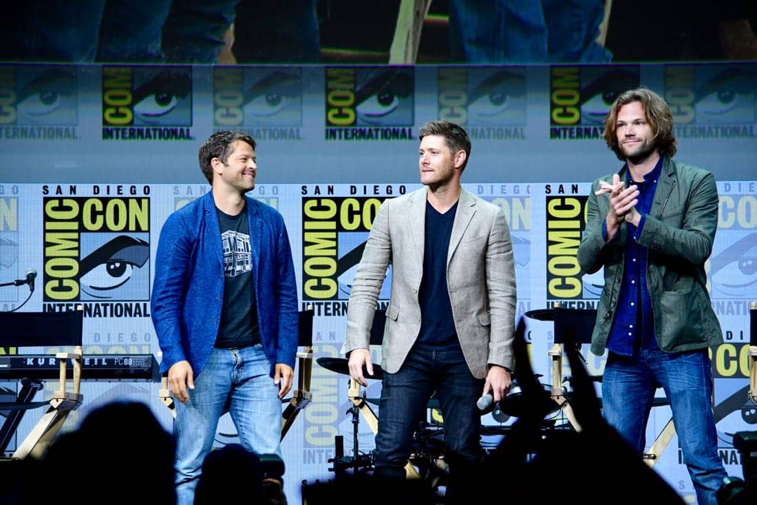 Supernatural Comic Con SDCC 2017 52
