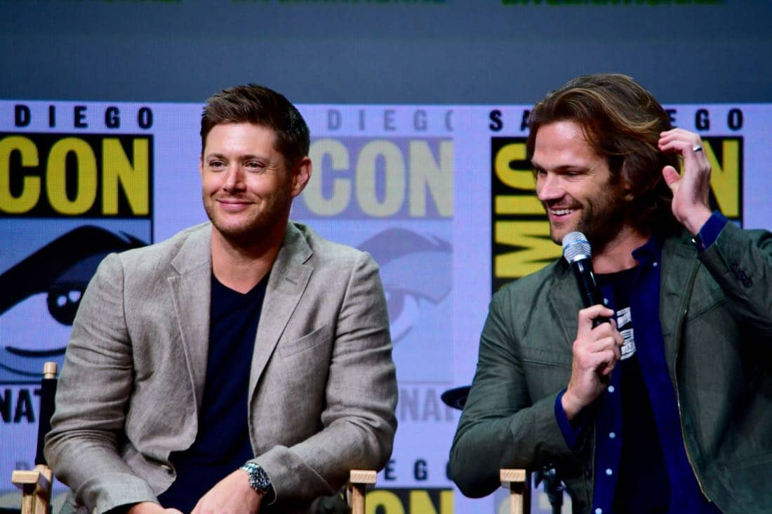 Supernatural Comic Con SDCC 2017 37