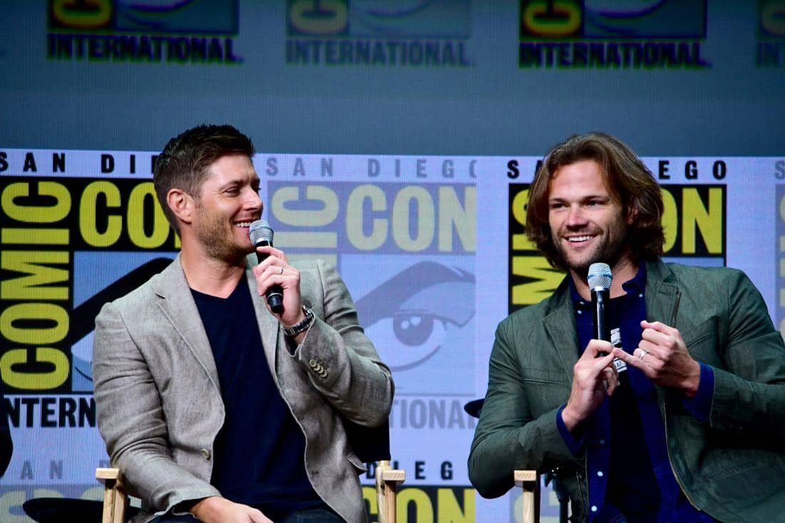 Supernatural Comic Con SDCC 2017 38