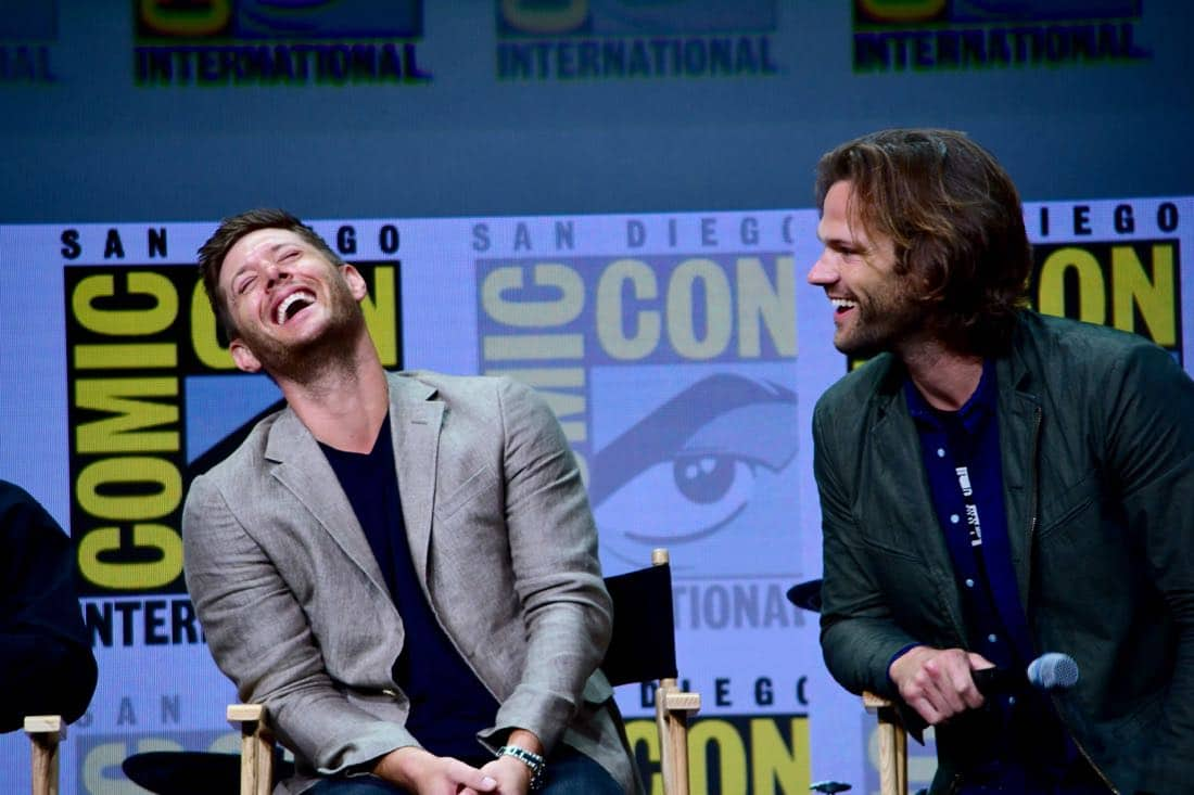 Supernatural Comic Con SDCC 2017 39