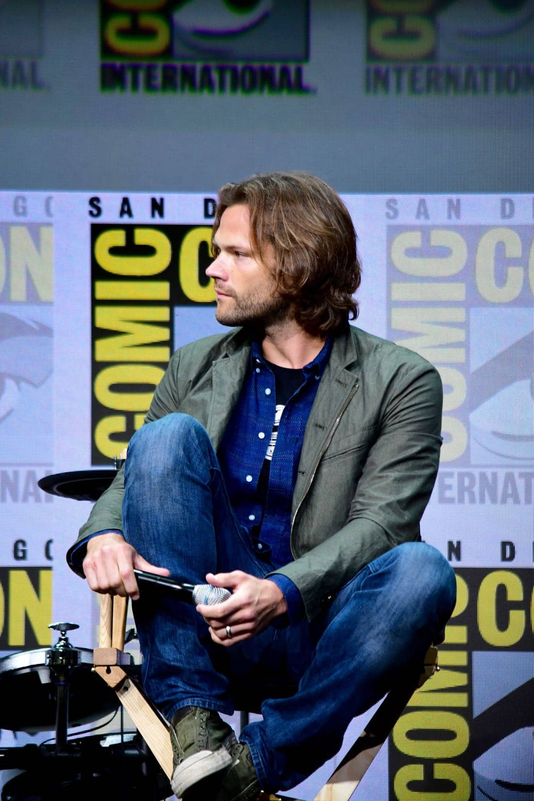 Supernatural Comic Con SDCC 2017 41