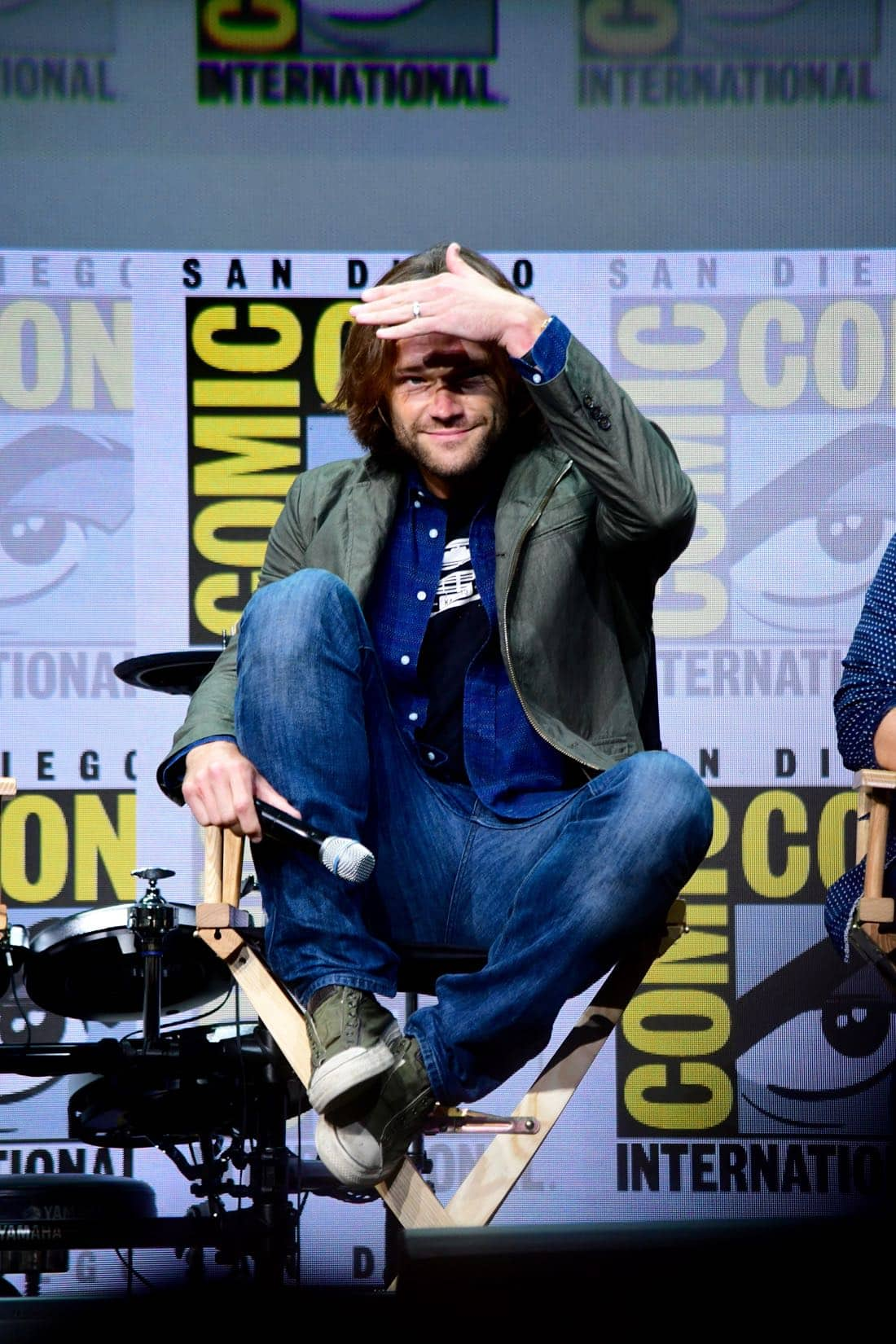 Supernatural Comic Con SDCC 2017 42