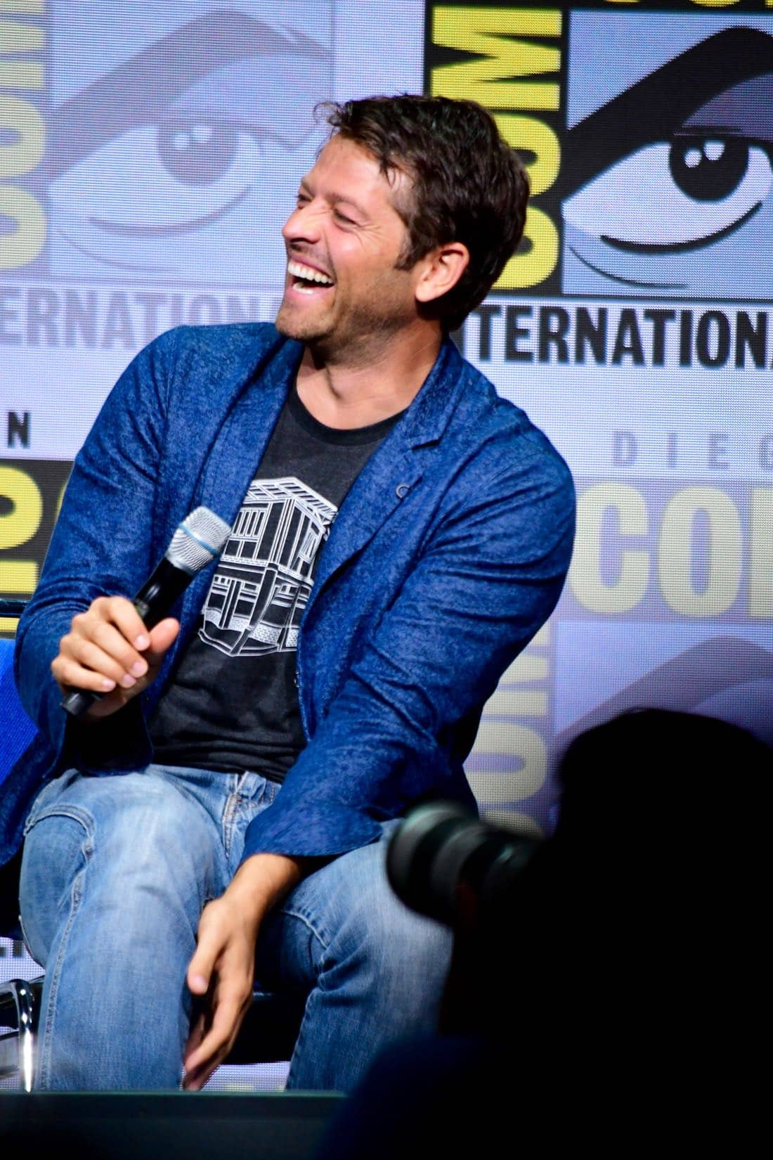 Supernatural Comic Con SDCC 2017 29