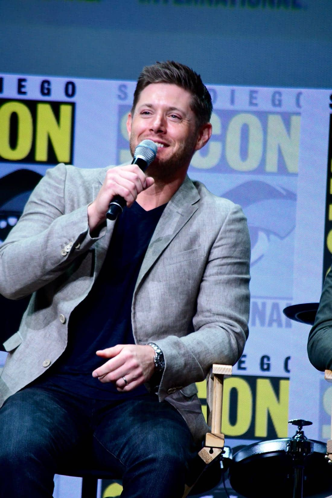 Supernatural Comic Con SDCC 2017 30