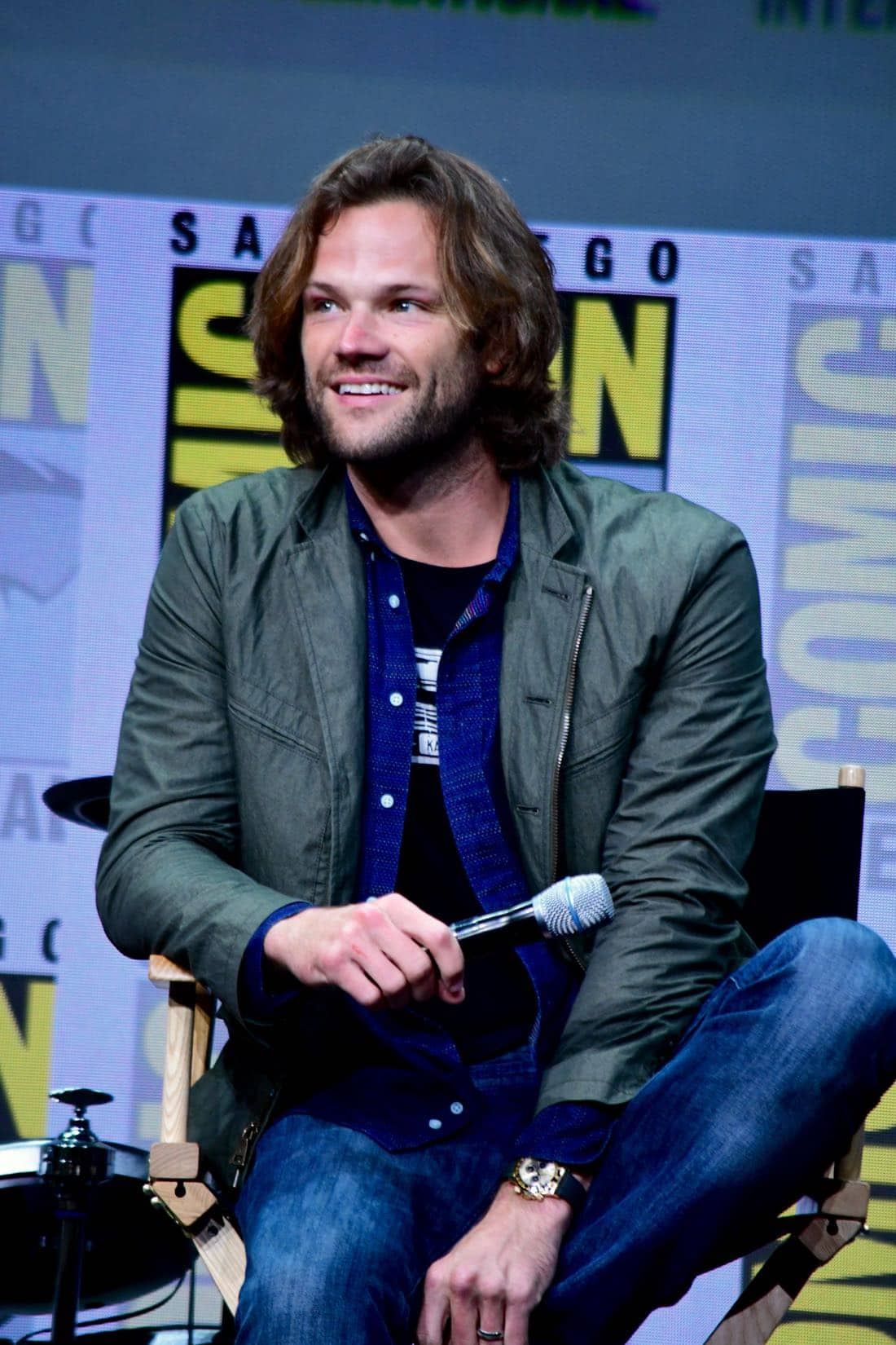 Supernatural Comic Con SDCC 2017 31