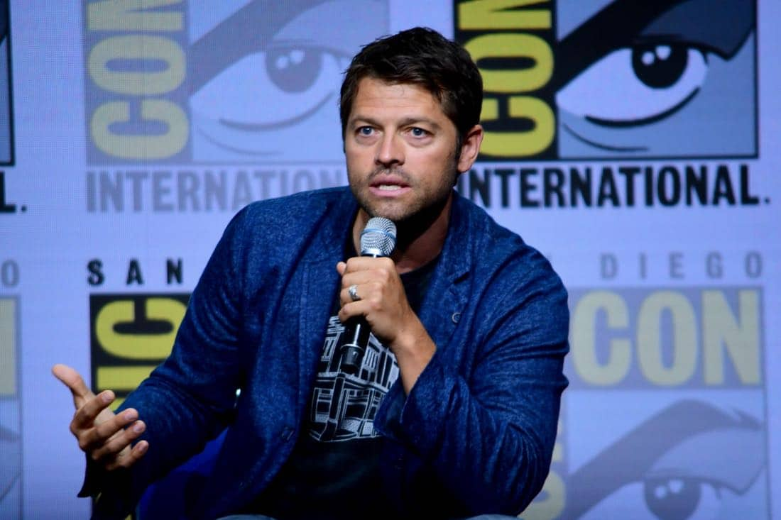 Supernatural Comic Con SDCC 2017 32