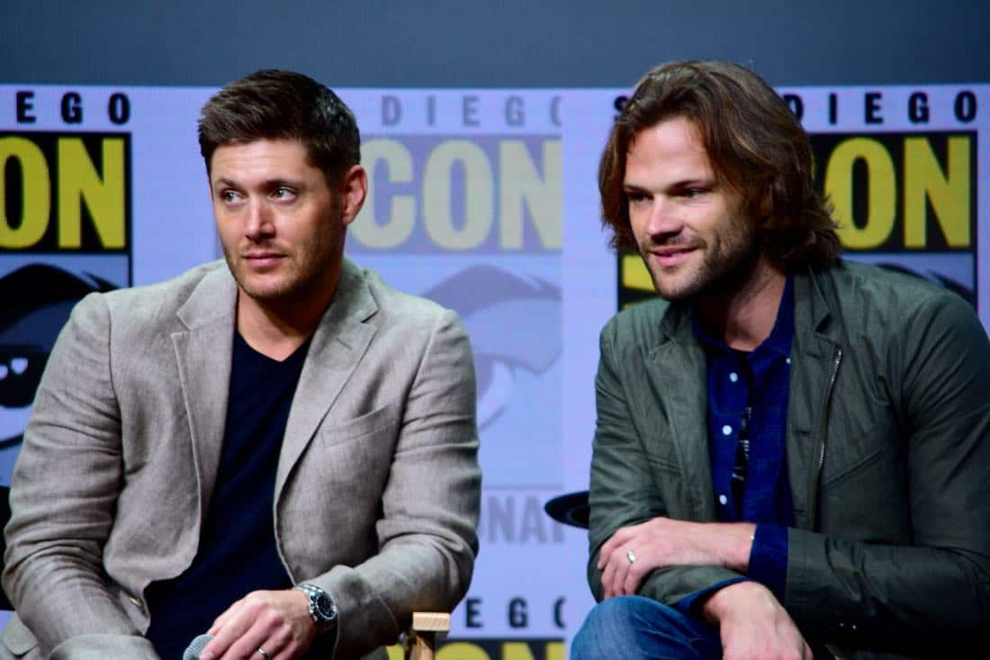 Supernatural Comic Con SDCC 2017 33