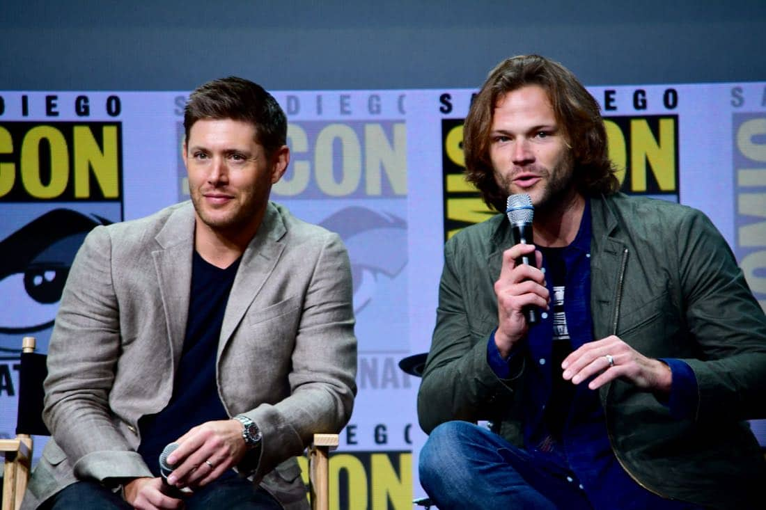 Supernatural Comic Con SDCC 2017 34