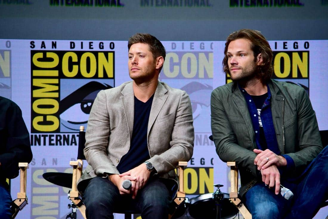 Supernatural Comic Con SDCC 2017 35