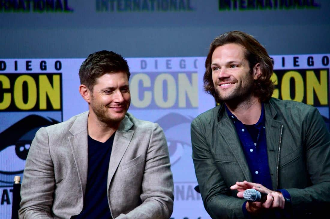 Supernatural Comic Con SDCC 2017 36