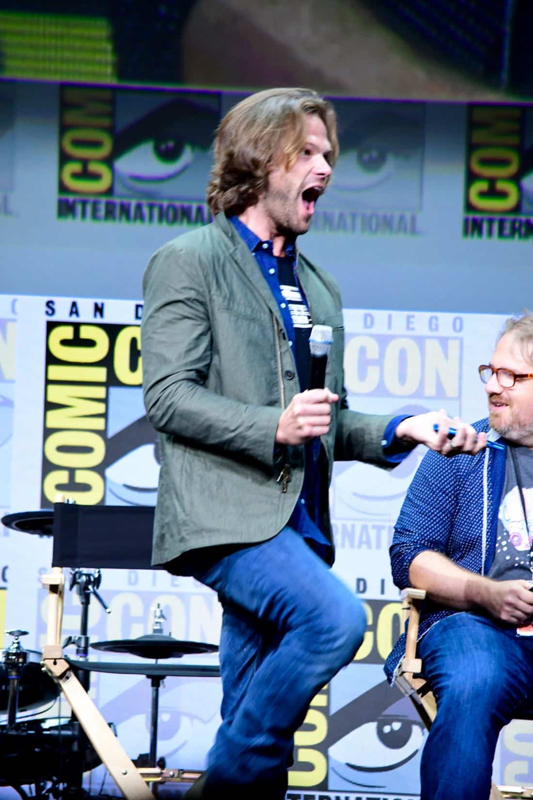 Supernatural Comic Con SDCC 2017 19