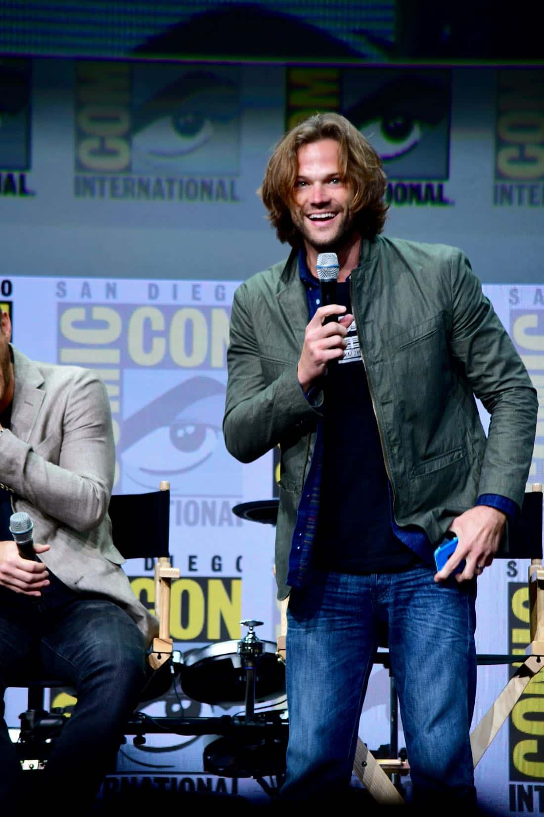 Supernatural Comic Con SDCC 2017 20