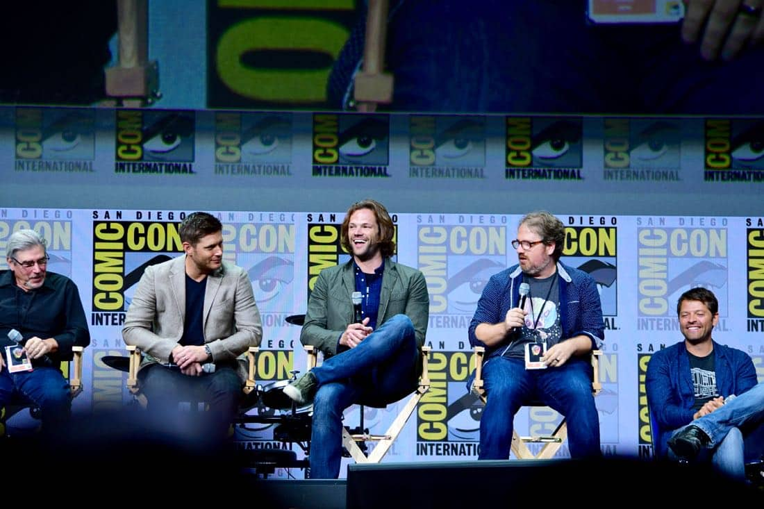 Supernatural Comic Con SDCC 2017 21