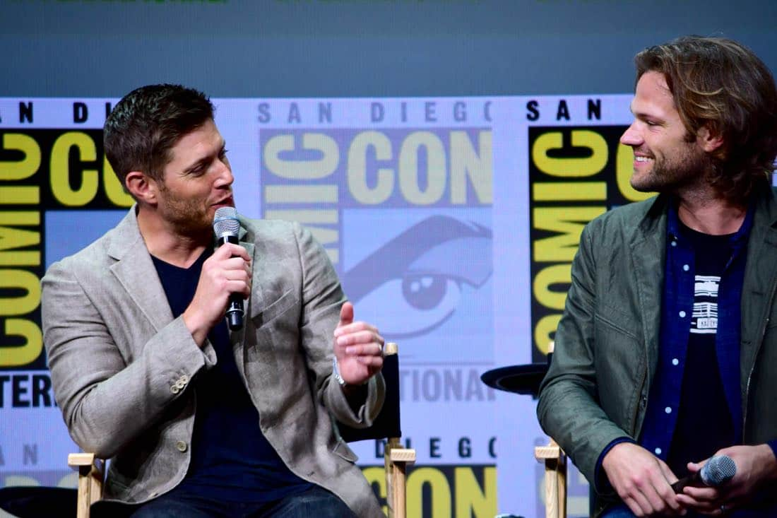 Supernatural Comic Con SDCC 2017 23