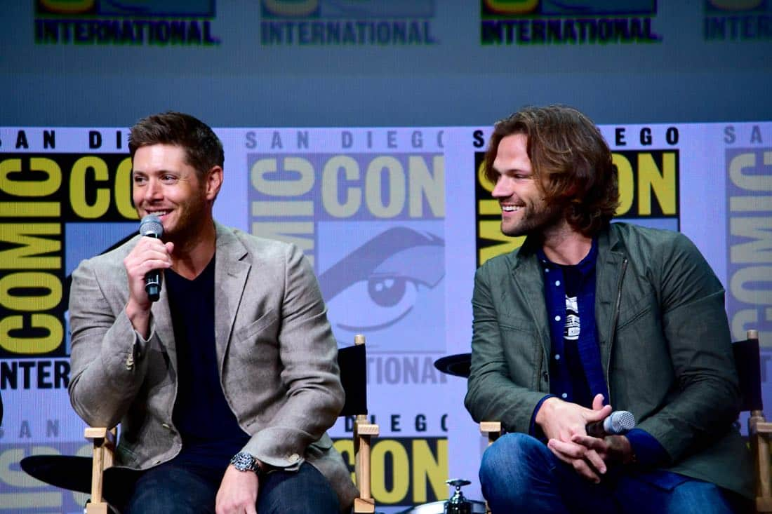 Supernatural Comic Con SDCC 2017 24