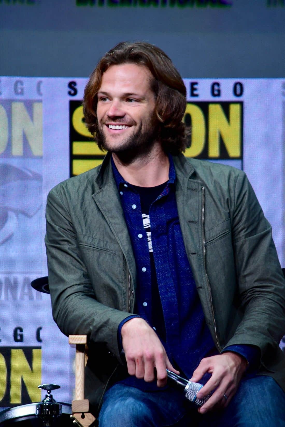 Supernatural Comic Con SDCC 2017 25