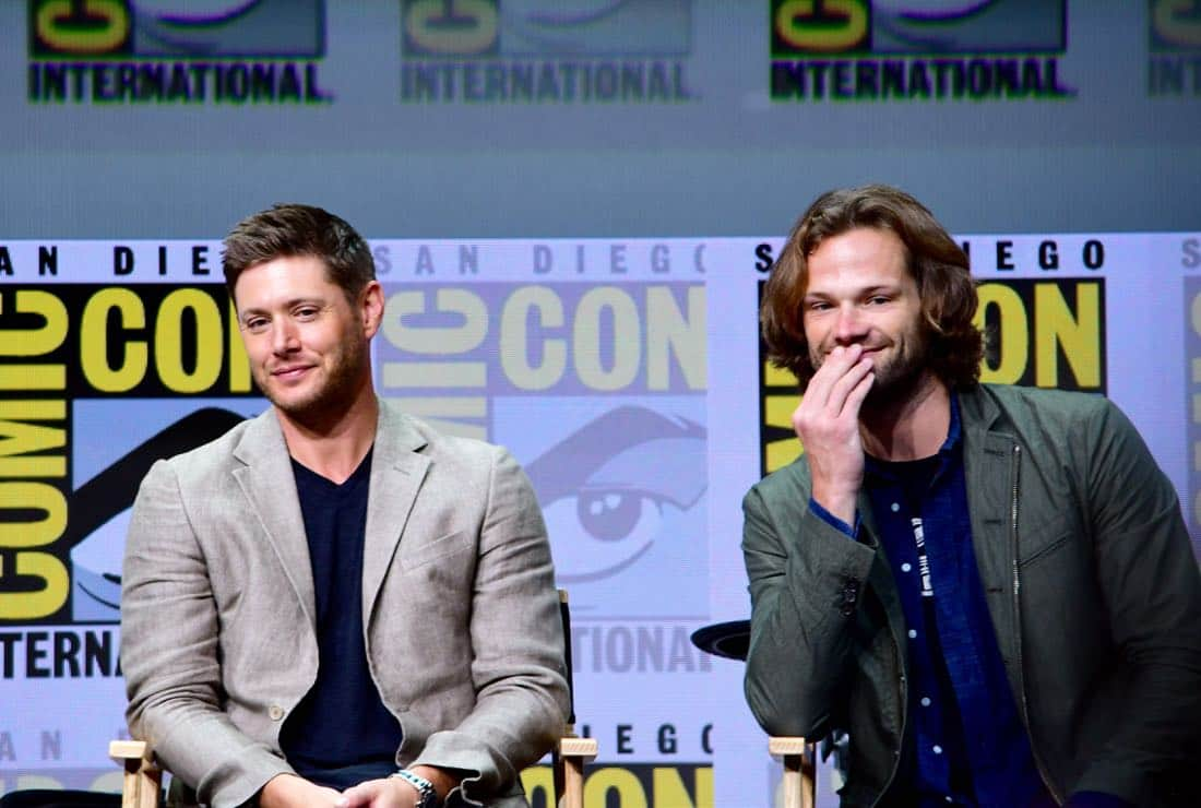 Supernatural Comic Con SDCC 2017 26
