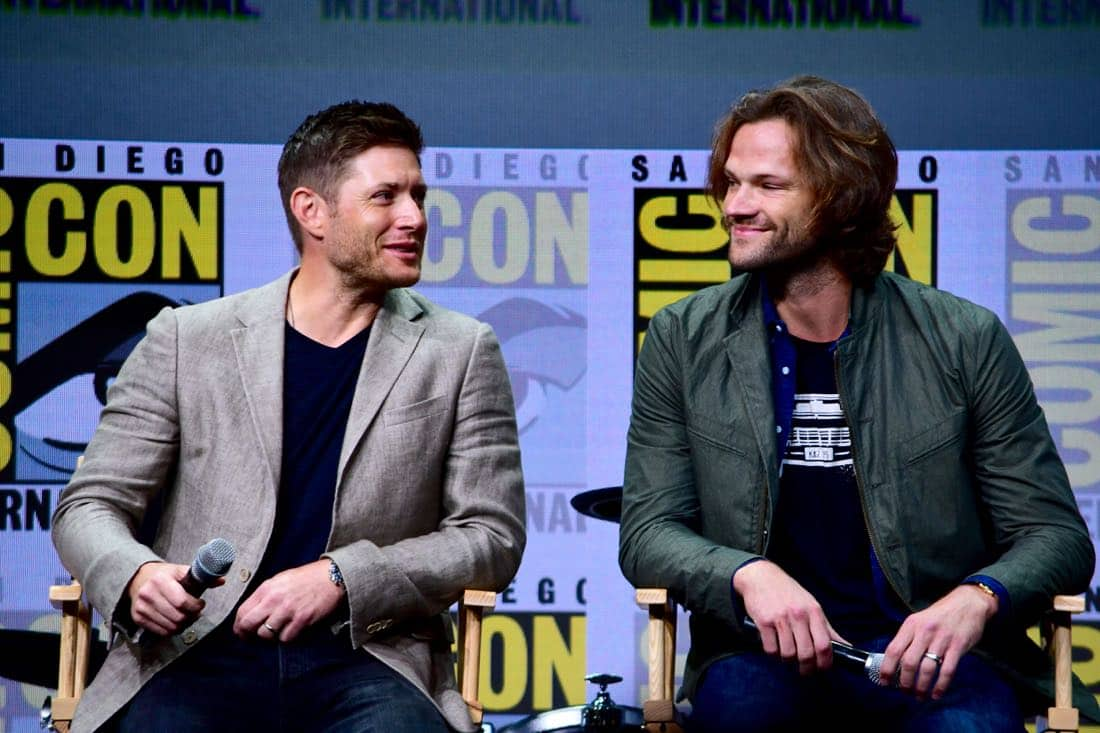 Supernatural Comic Con SDCC 2017 12