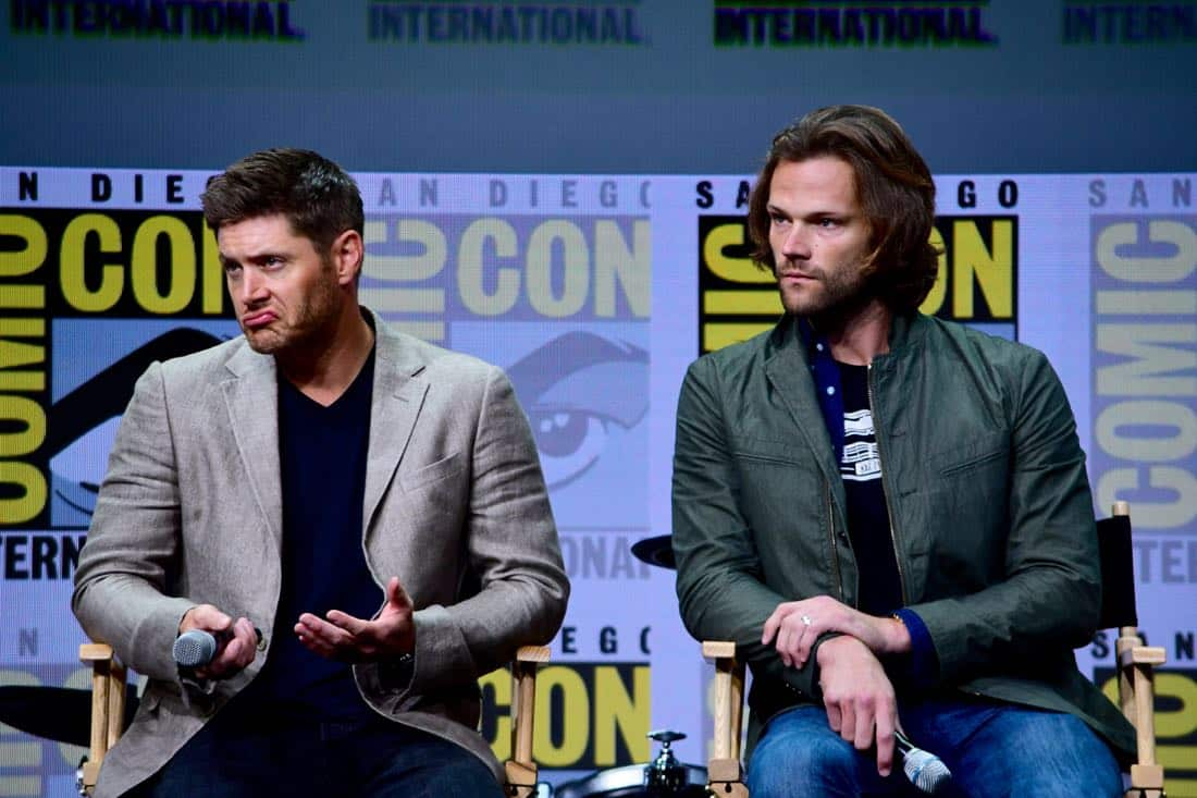 Supernatural Comic Con SDCC 2017 14