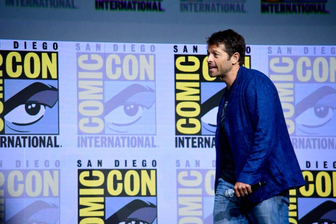 Supernatural Comic Con SDCC 2017 15