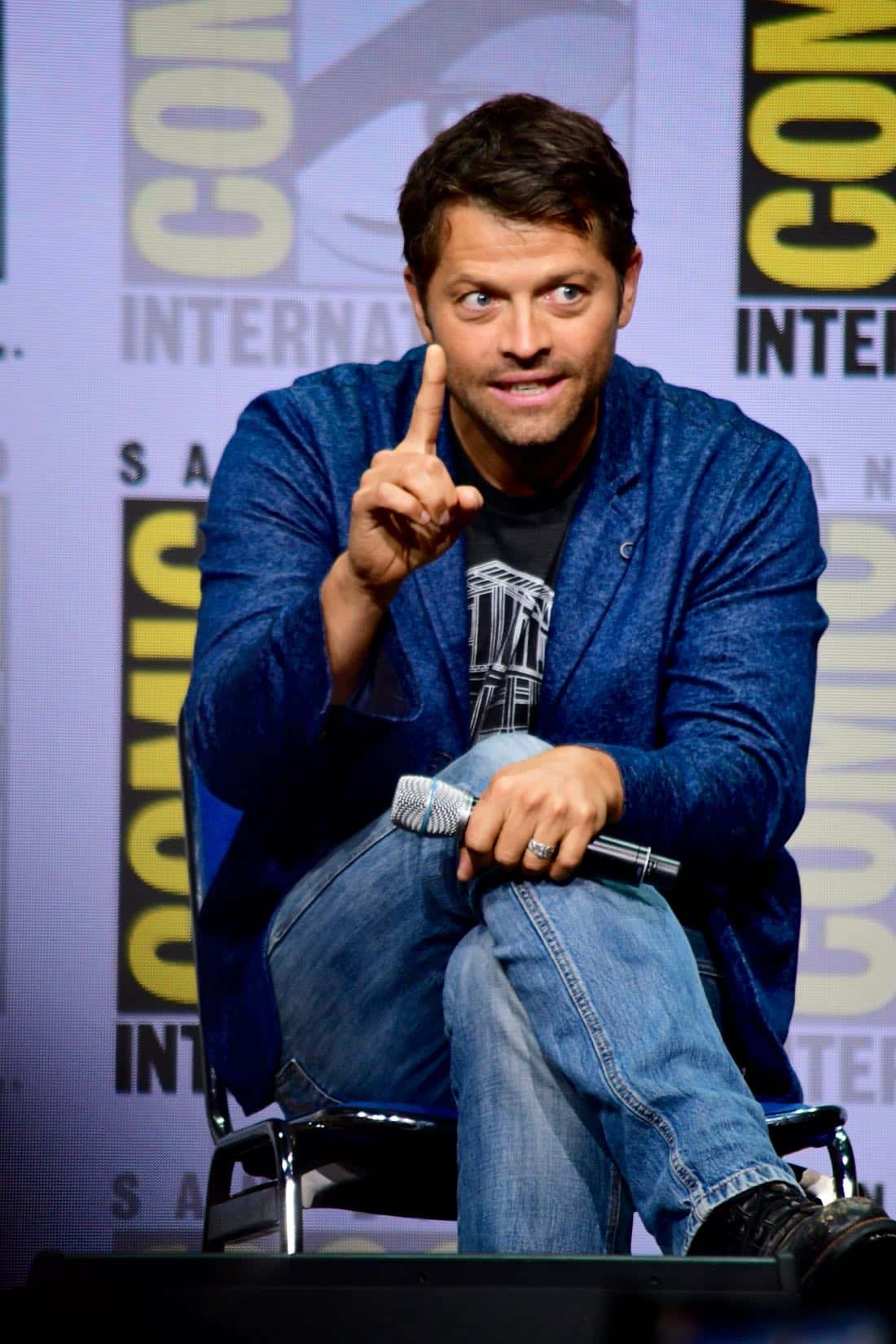Supernatural Comic Con SDCC 2017 17