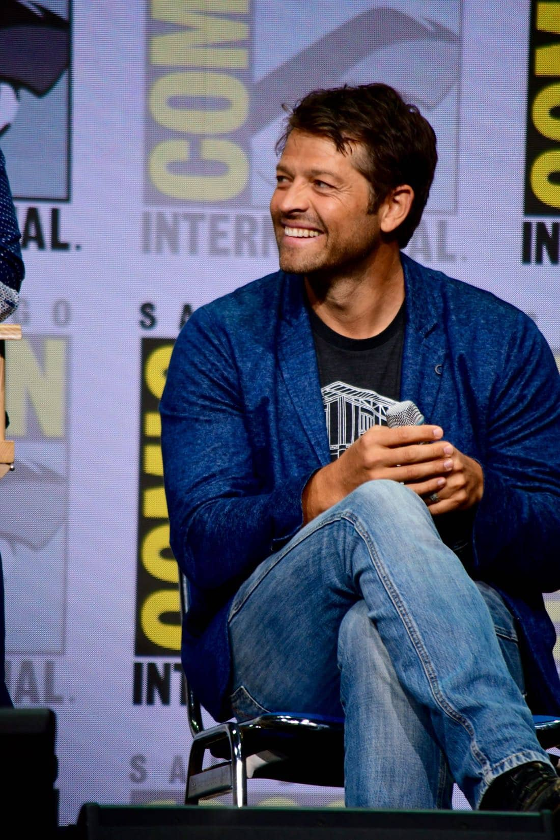 Supernatural Comic Con SDCC 2017 18