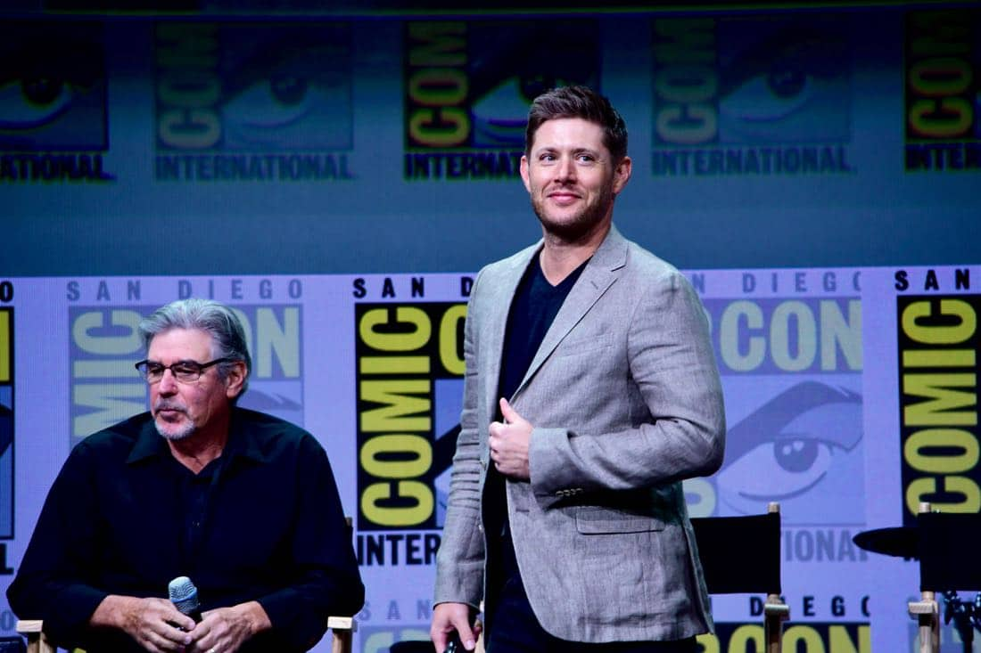 Supernatural Comic Con SDCC 2017 06