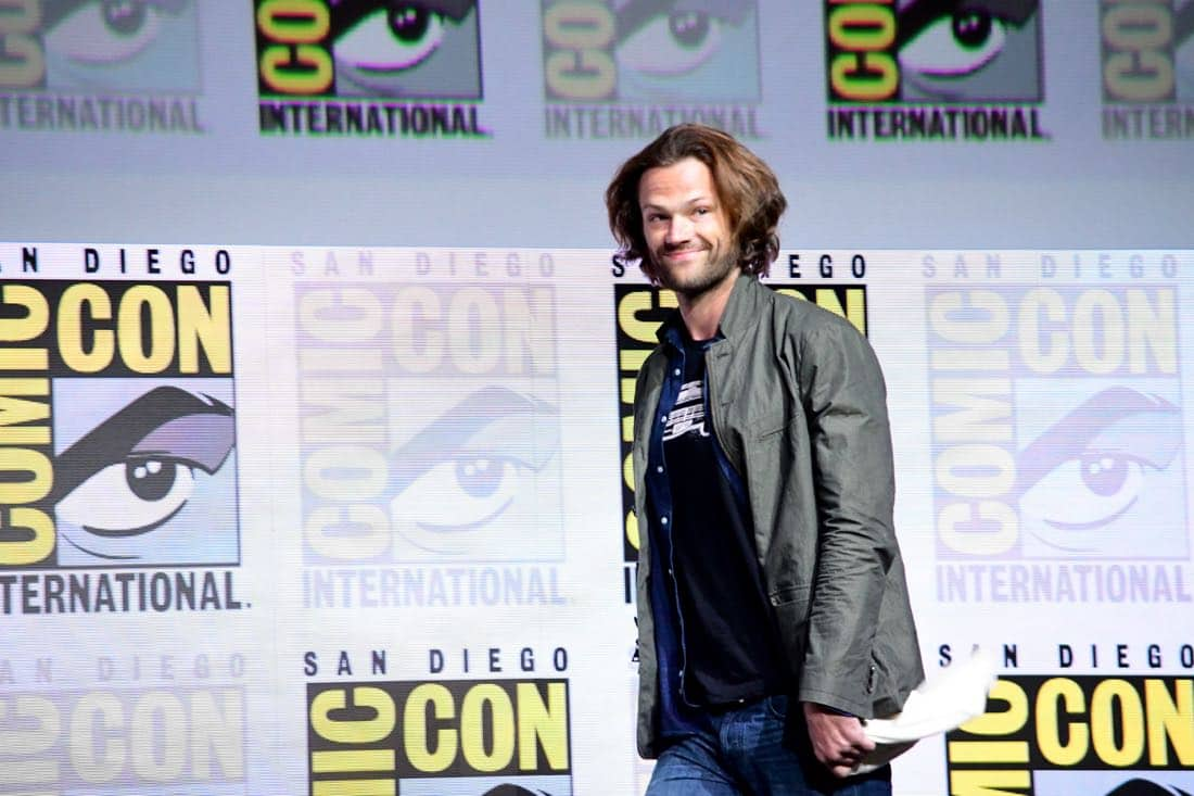 Supernatural Comic Con SDCC 2017 07