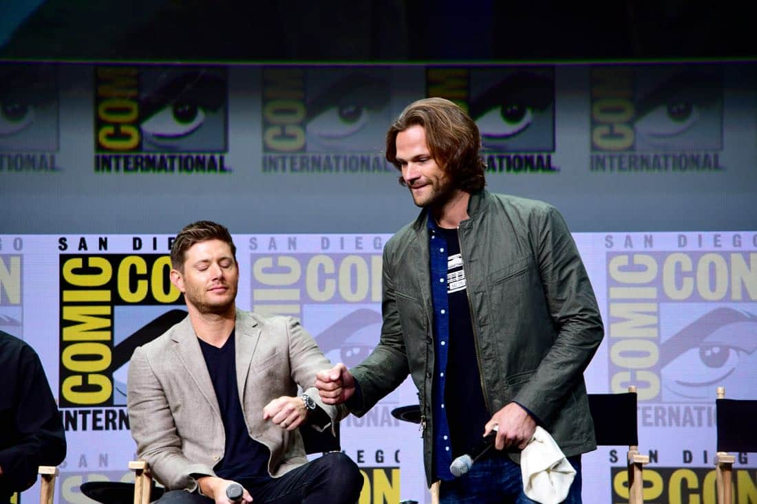 Supernatural Comic Con SDCC 2017 08
