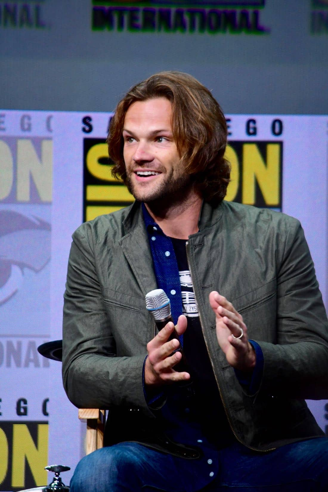 Supernatural Comic Con SDCC 2017 10