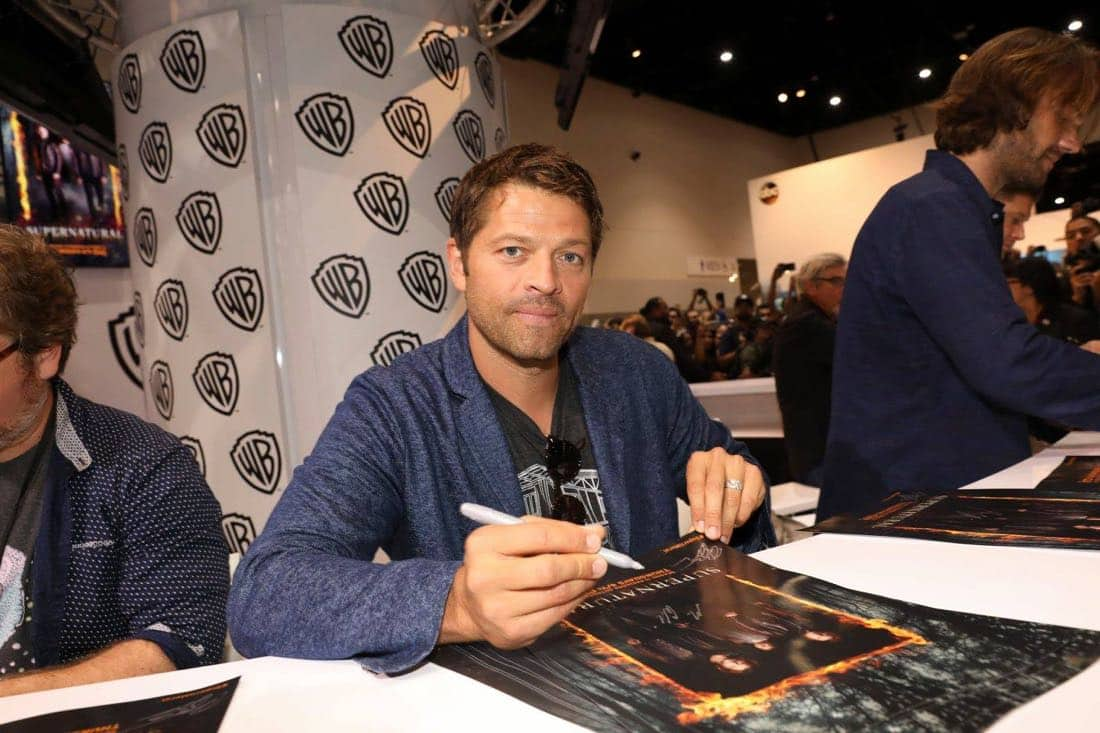 Supernatural Comic Con SDCC 2017 041